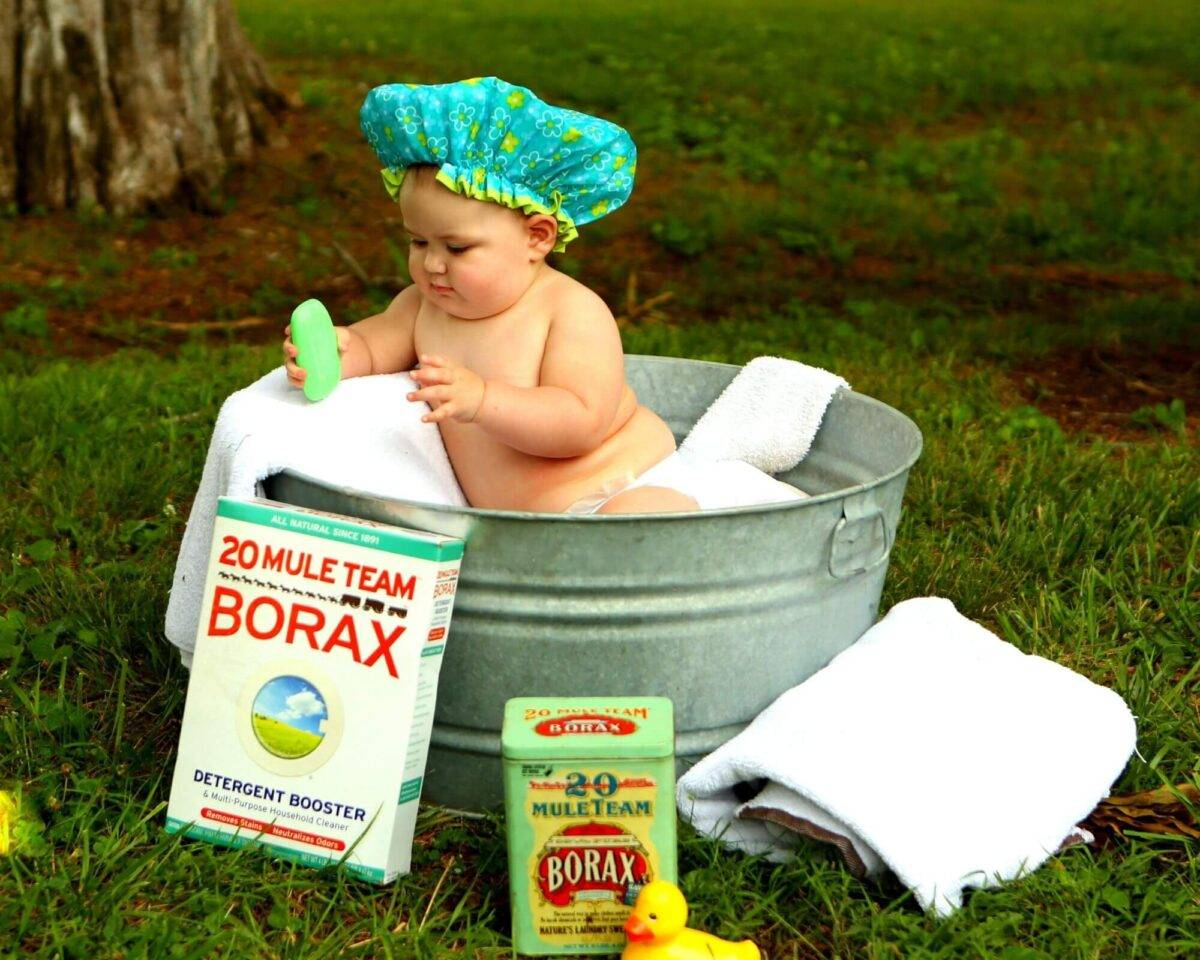 how to soften water for bathing